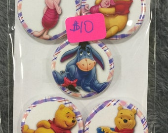 Winnie the Pooh Magnets
