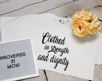 Proverbs 31 shirt, Inspirational Top, Christian Raglan, Gifts for her, Christian shirt, Raglans, Clothing, Women's Clothing, Tops and tees,