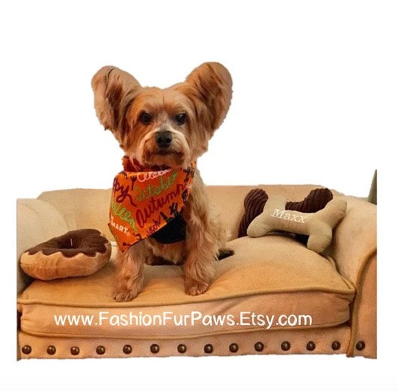 4f3bc5e2c0c7 Dog Bone Bone Pillow Personalized Dog Bone Large Dog Bone   Etsy