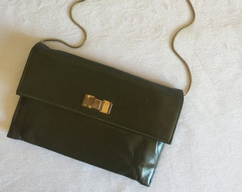 Vintage 50s Clutch Purse - Shirl Miller