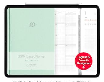 |→ Classic planner 2019