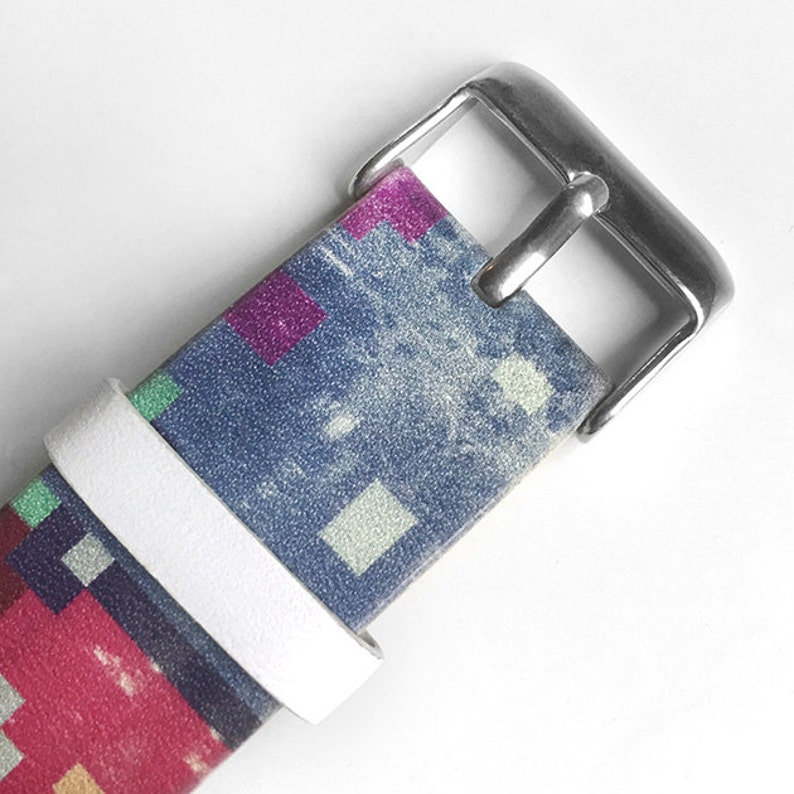 Tie dyed Apple watch band 42mm women