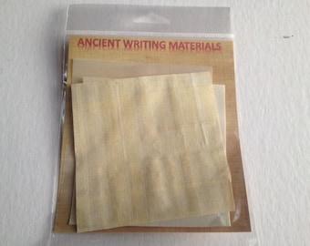Ancient Writing Materials
