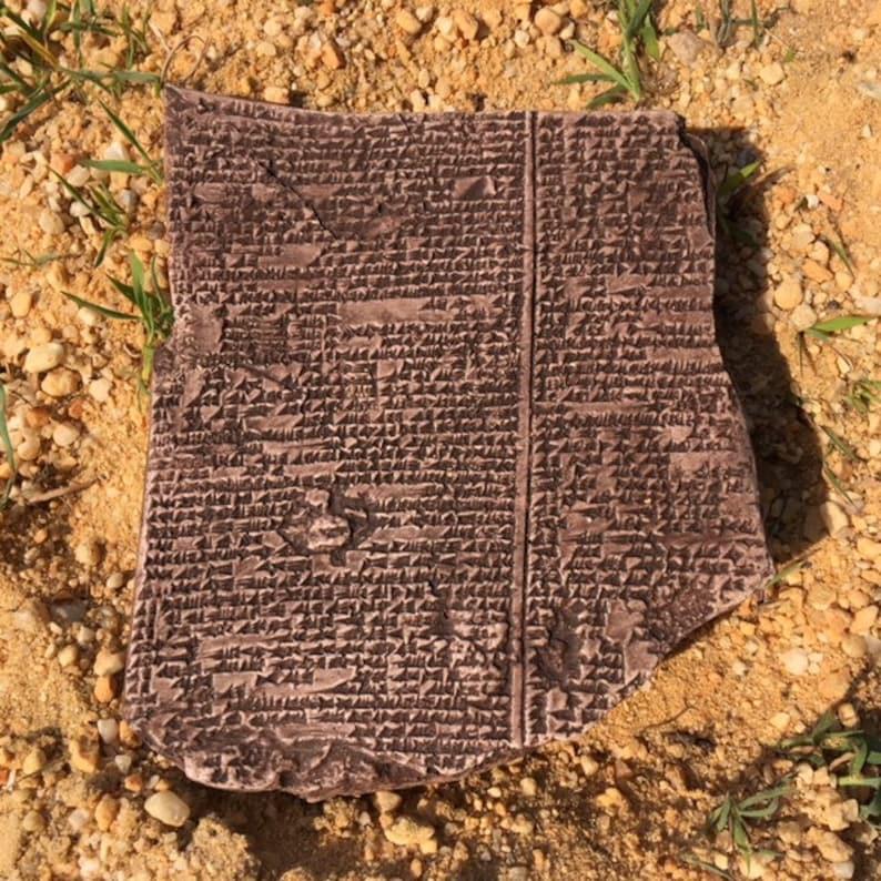 Gilgamesj verhaal