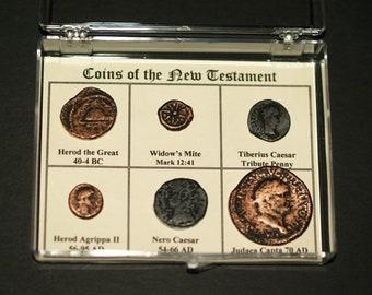 Coins of the New Testament Replicas