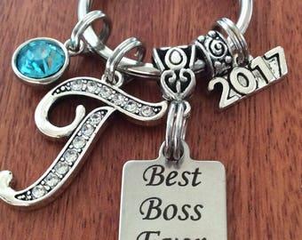 Best BOSS Ever Gift Bosses Jewelry Boss Bracelet Best Boss | Etsy