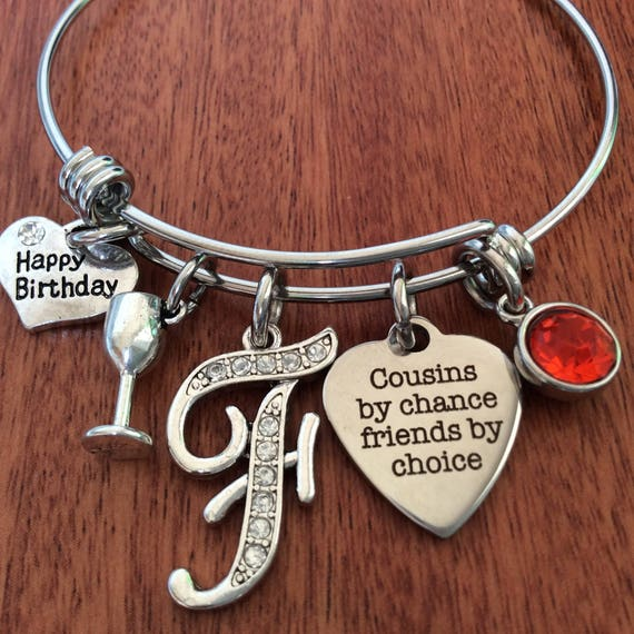 COUSIN Birthday Gift Cousin Gifts Jewelry