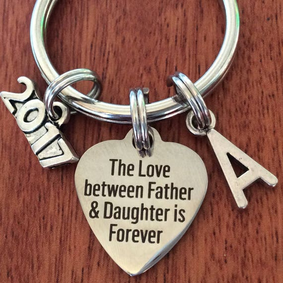 PERSONALIZED Fathers Day Gift Father Daughter Farhers