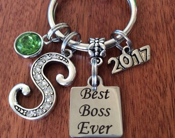 MANAGER Gift, Boss Gift, BOSS Keychain, Gifts For Boss, Supervisor Gift, Supervisor Keychain, Best Boss Gift, Gifts For Supervisor, Boss Day