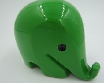 Elefanten Grün Etsy