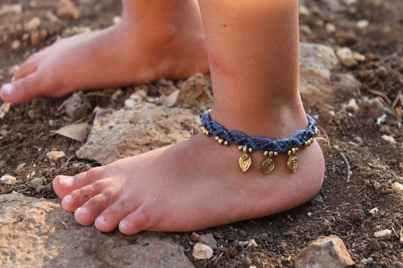 Baby Anklet Bracelet First Birthday Gift For