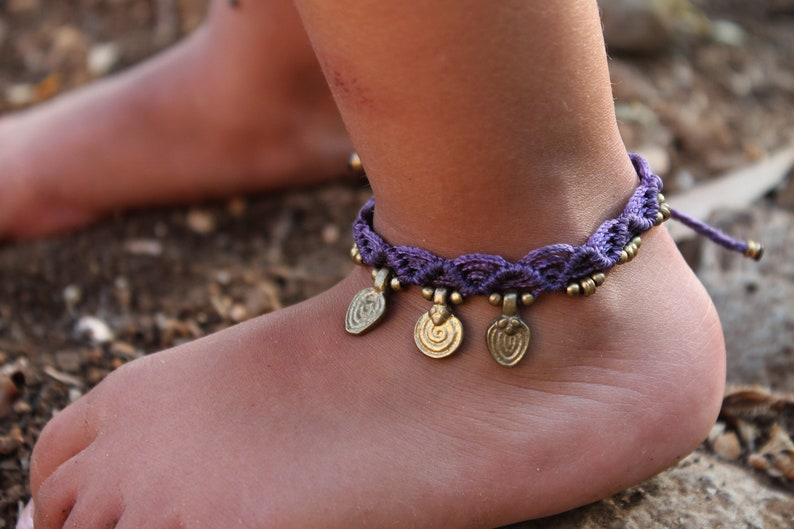 Bracelet For Kids Baby Anklet First Birthday