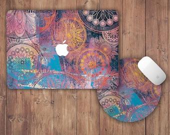 Wolf Macbook Pro 13 Case Mac Pro 15 Sleeve Mousepad Set Mac Air 11 Cover Mouse Pad Pair Mac Retina Cover Mac 2018 Case Macbook 12 WCM2328