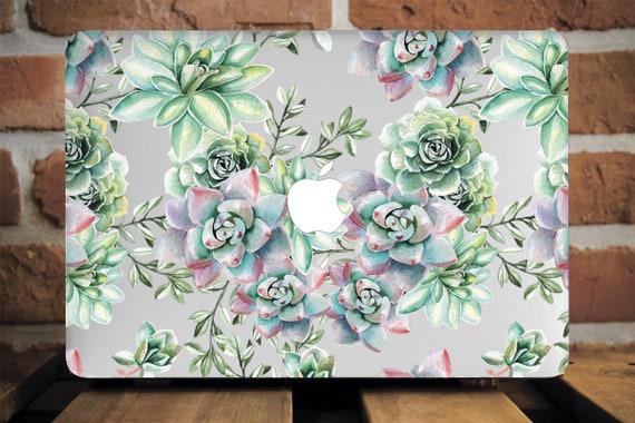 Flowers Macbook Case Floral Mac Book Pro Case Mac Book Air Case Mac Book Case Mac Book Cover Case For Macbook Pro Retina Mac Pro Wcm2138 by Etsy