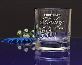 Baileys Lover Tumbler Glass   Baileys