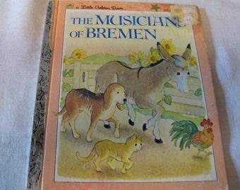 Little Golden Book/The Musicians of Bremen/Ben Cruise/Ann Schweninger/Read Aloud Book