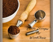 Coffee Scoop Woodturning Lathe Kit Stainless Steel Fast Shipping