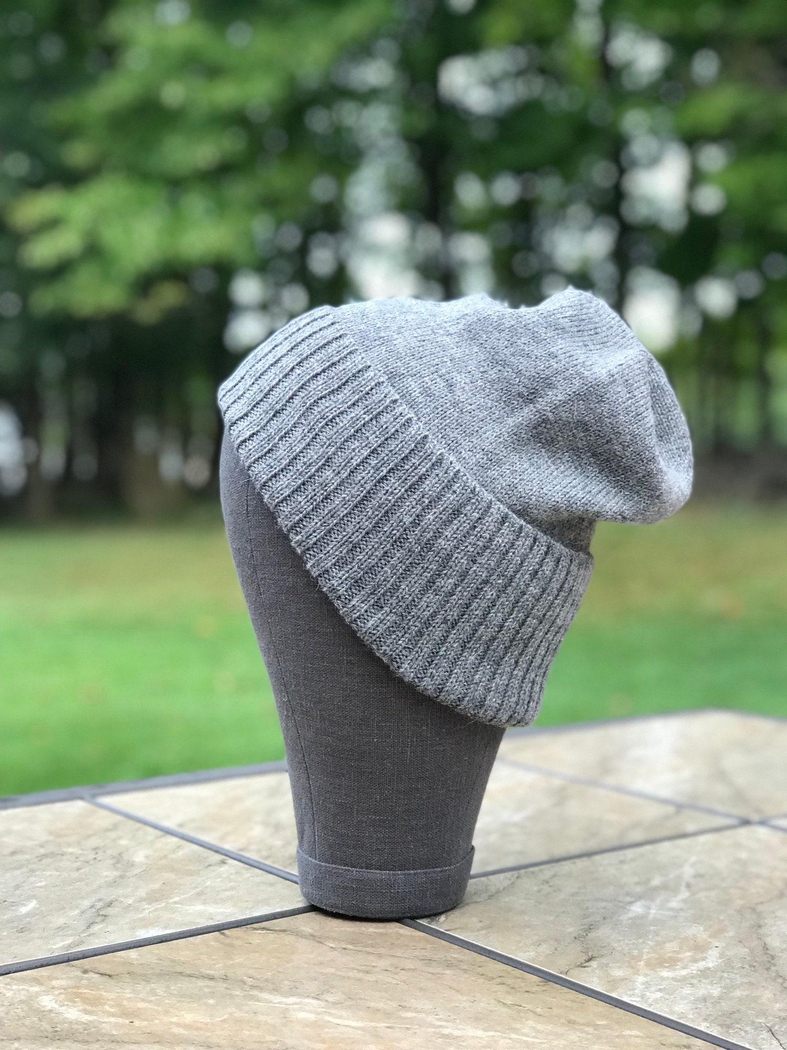 Drawing Flamingos Warm Winter Hat Knit Beanie Skull Cap Cuff Beanie Hat Winter Hats for Men /& Women