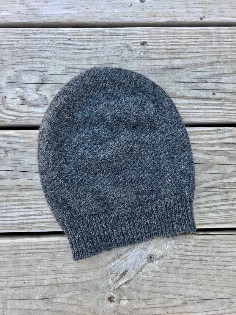 Kids Alpaca Hat Kids Winter Hats Boy Black Beanie Child  bfdc89eb933