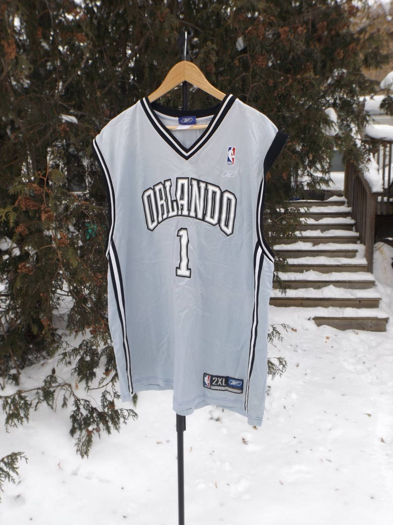 Orlando Magic Jersey Tracy McGrady Orlando Jersey NBA  6afda0c49