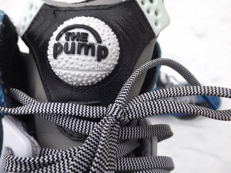 117869043415 Amazing Reebok Pump Shoes Shaq Brand RARE NBA Orlando Magic