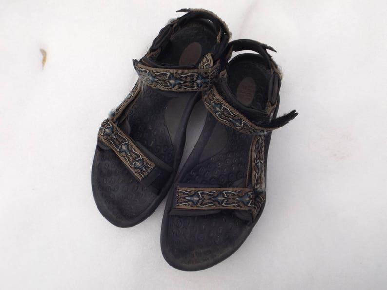 2513d4e22e519 Teva Sandals Teva 90s Sabdals Vintage Shoes Size Mens 12 US 11