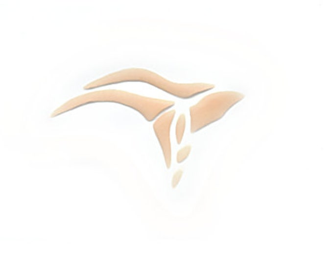 Anubis / Silicone prosthetic / Latex free