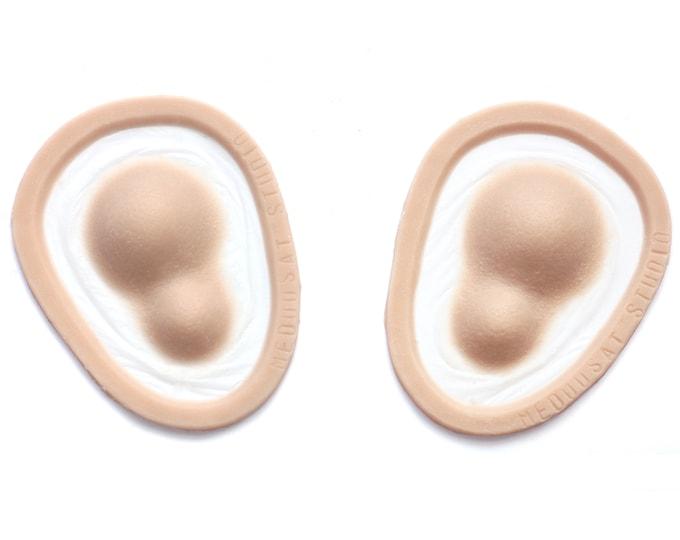 Subdermal Horns / Silicone Prosthetics / Latex Free