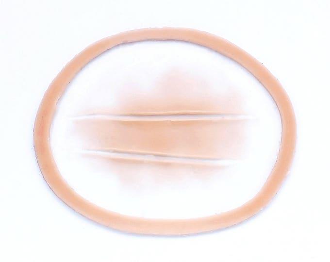 Double Slit / Silicone prosthetic / Latex free