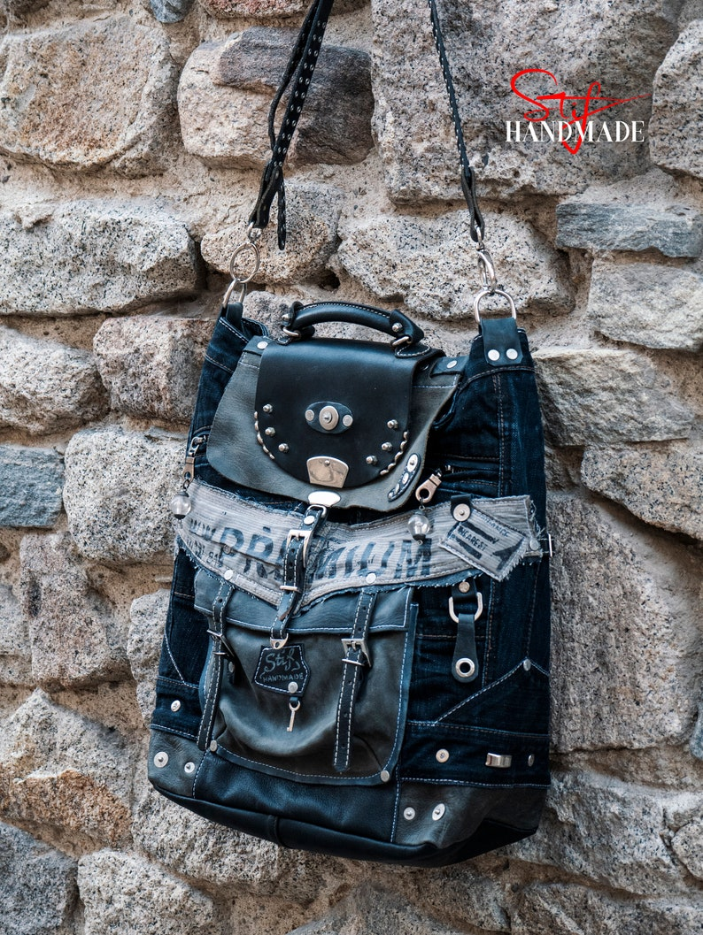 c81c3335480 Premium Black Leather Crossbody handbag, Genuine Leather Tote Bag for Women  Leather Bag Leather Purse Handbag Large Laptop Work, Student Bag