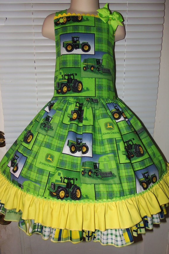 A Day at the Farm Twirl Dress