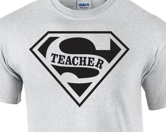Super Teacher T-Shirt teacher shirt, teacher gift, teacher t shirt