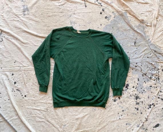 Vintage Sportswear Athletic Raglan Sweatshirt