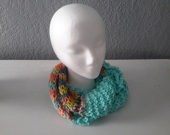 Spring and Fall Infinity Scarves