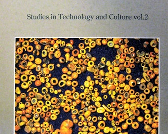 Glass Beads: Cultural History, Technology, Experiment and Analogy