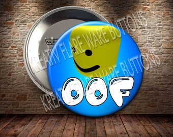 Oof pin   Etsy