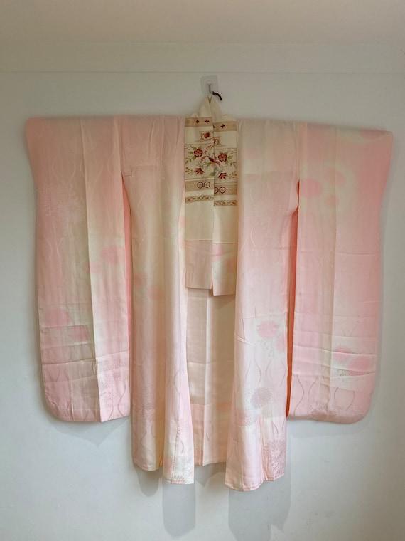 Furisode Nagajuban, underwear