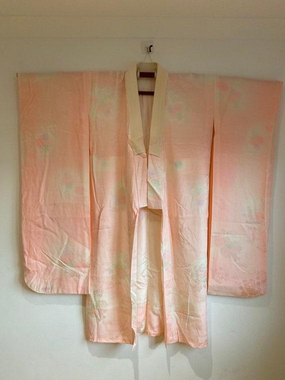 Furisode-nagajuban, underwear.