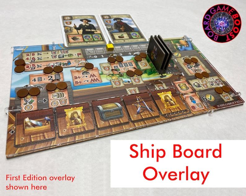Maracaibo SHIP BOARD Overlay image 0