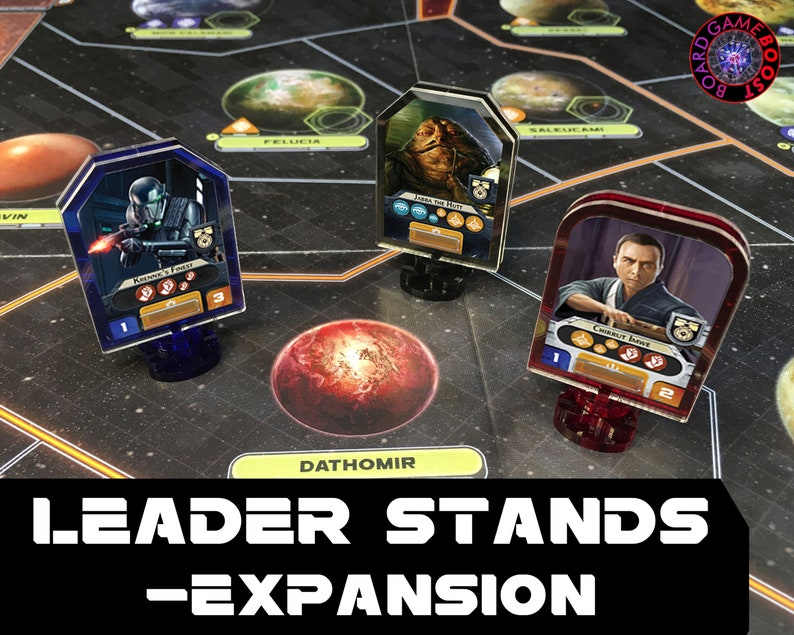 Star Wars: Rebellion Leader Stands Rise of the Empire image 0