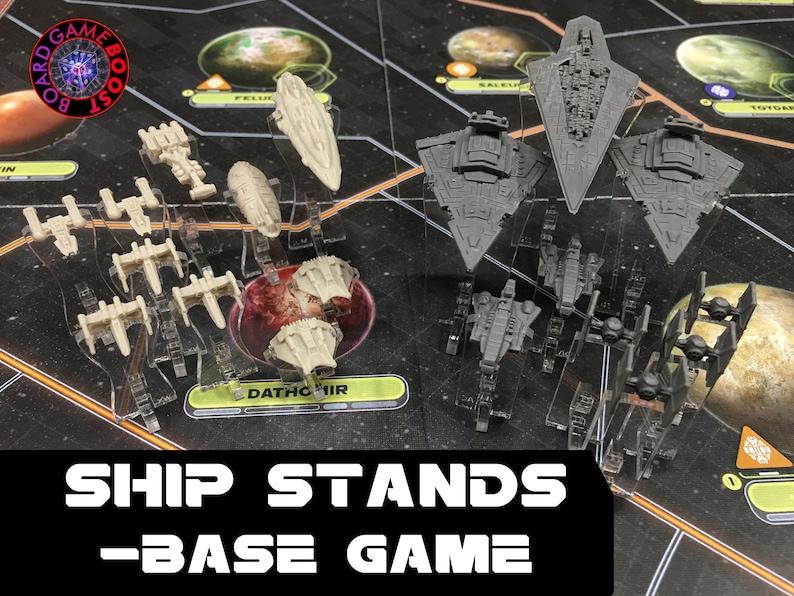 Star Wars: Rebellion Ship Stands BASE GAME image 0