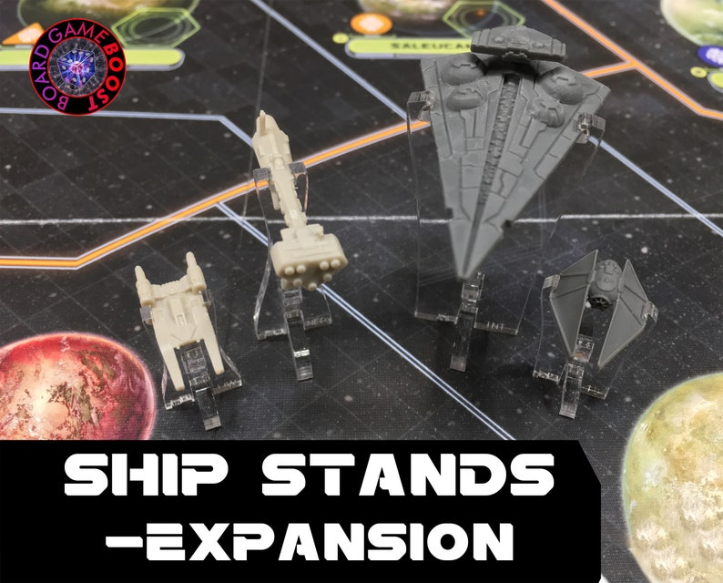 Star Wars: Rebellion Ship Stands Rise of the Empire image 0