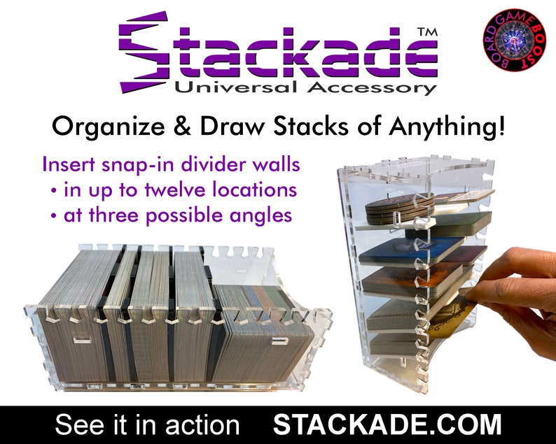 Stackade™ Universal Gaming Accessory image 0