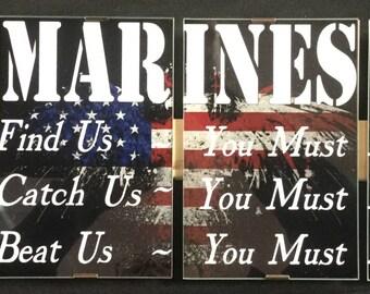Items similar to Arizona State Bandolier Flag Patch | U S