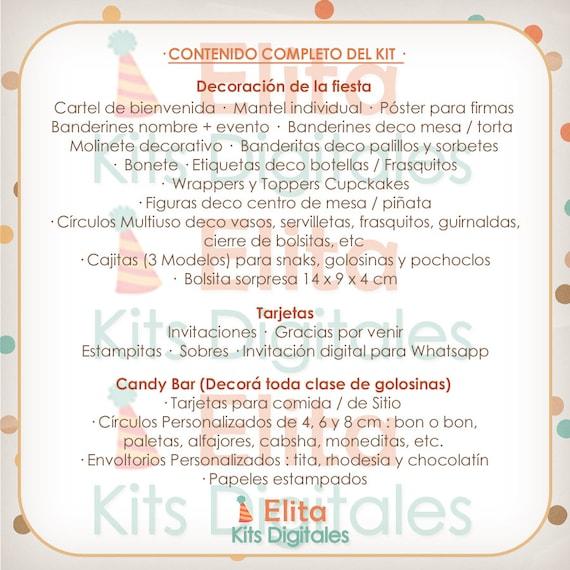 Kit Imprimible Ovejitas Nene Decoración Bautismo 1 Añito Baby Shower Invitaciones Estampitas Personalizado Listo Para Imprimir