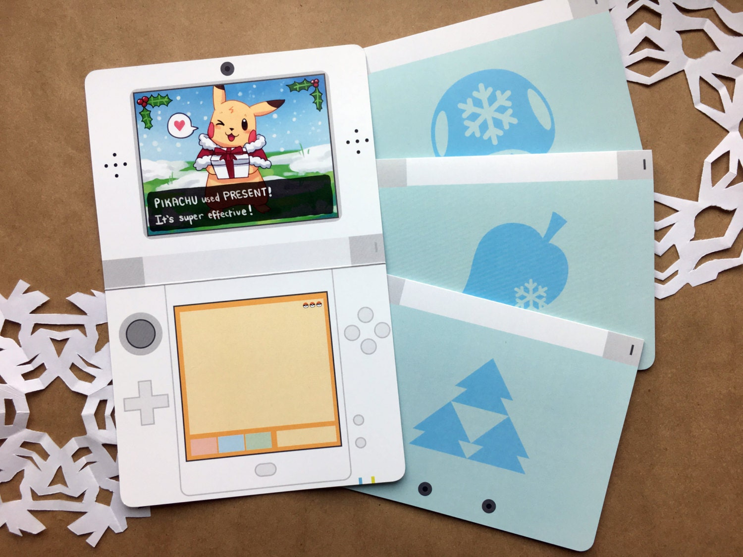 Nintendo Christmas.Nintendo Christmas Card Cute Christmas Card Geek Greeting Card Gamer Christmas Card Video Game Card Geek Card Gamer Greeting Card