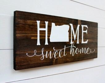 Oregon Home Decor