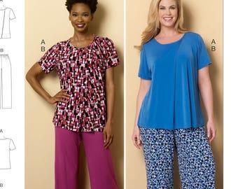 d9803367127 Sewing Pattern for Misses  Women s Loungewear