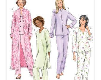 Sewing Pattern for Misses  Robe 5ce98fbb4