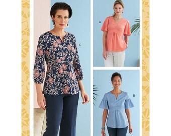 Kwik Sew Pattern 3893 Ms Sleeveless Dresses 2 Lengths w//Neckline Variation XS-XL